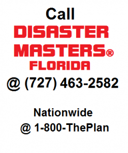 Call Disaster Masters Florida