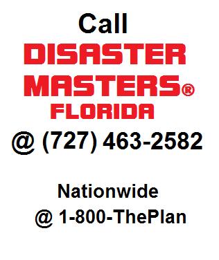 Call Disaster Masters Florida