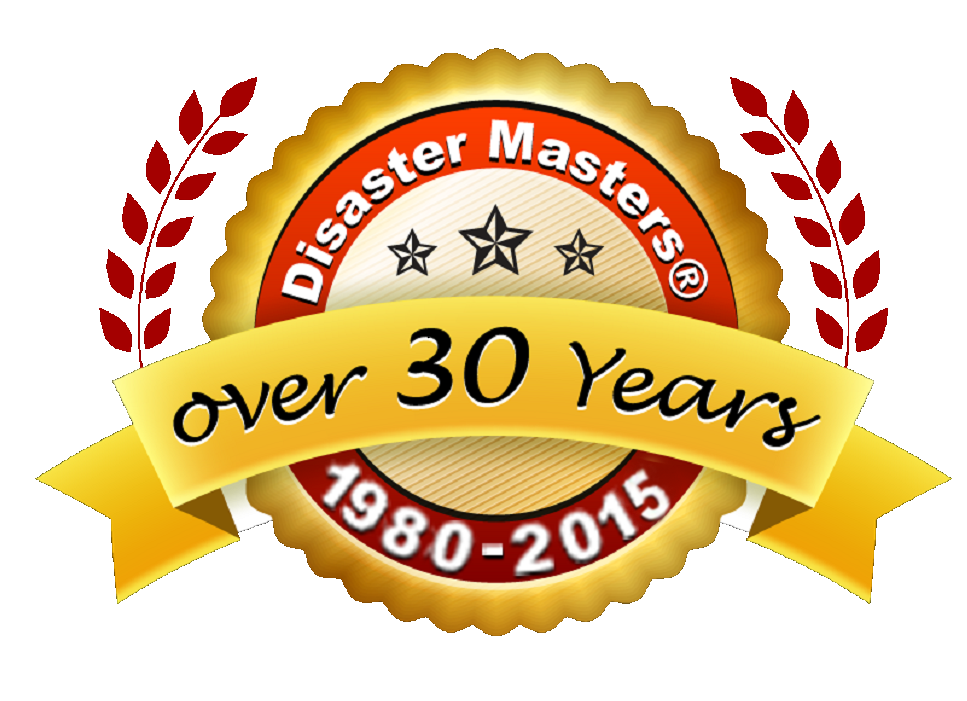 Disaster Masters Florida, over 30 years